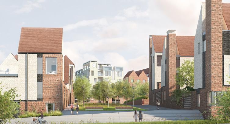 mountfield park design wins top accolade at housing design awards